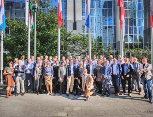 Bezoek Brussel BKL/VAB 26 september 2017