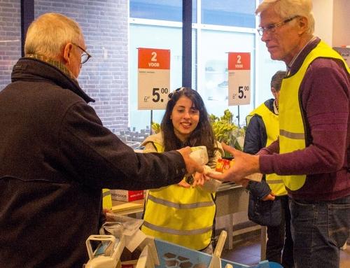 Vraag Voedselbank Leusden
