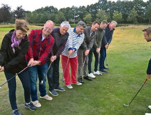 Golfmiddag 22-6-2018