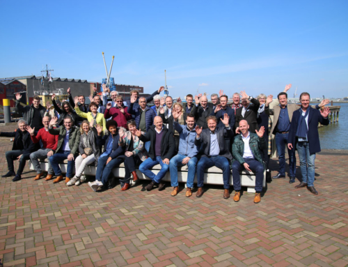 Werkbezoek Rotterdam BKL en VAB, 5 april 2019