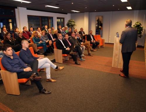 Netwerkbijeenkomst bij Heilbron, 5 november 2019