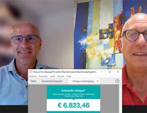 Stichting Collectieve Beveiliging Bedrijfsterreinen in Leusden ontvangt bijdrage van Interpolis