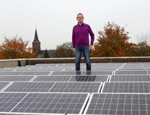 Paul Bloemendal maakt werk van zon!