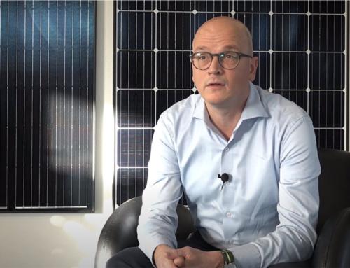 Joost Akkermans van het Energiefonds Utrecht over het financieren van zonnepanelen