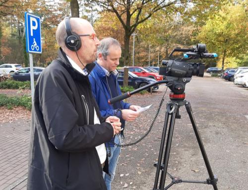 The making of van 'Maak werk van zon' filmpjes, 2020