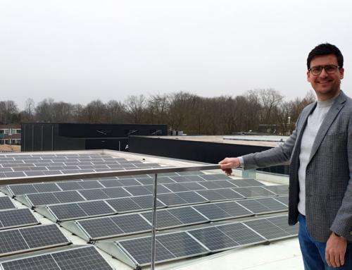 Erik Jukkema van Pajuk Optiek over investeren in duurzame verbeteringen