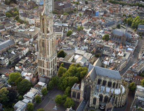 Bedrijfsbezoek aan de ROM in Utrecht, 28 oktober 2021